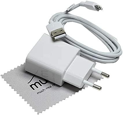 Cargador rápido para Original Huawei HW-059200EHQ 2A QC + Cable Micro USB para Huawei P Smart 2019, P Smart Plus+, P Smart, Y7 2018, Y6 2018, Y5 2018, ...