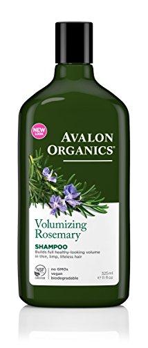 Avalon Organics Body Shampoo (Avalon Organics Shampoo, Volumizing Rosemary, 11 Fluid Ounce)