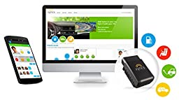VYNCS Premium No Monthly Fee Connected Car OBD 3G Car GPS Tracker, Teen Coaching, Car Health, Fuel Economy, Emission, One year Roadside Assistance Included VPOBDGPS2