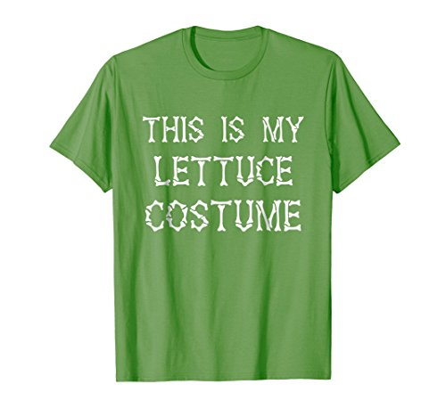 This is my Lettuce Costume T-Shirt Halloween Costume]()