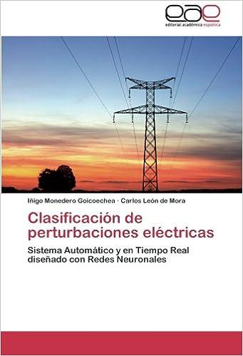 Clasificación de perturbaciones eléctricas: Sistema ...