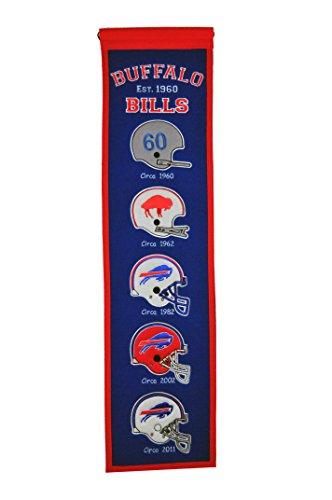 Banner Buffalo (NFL Buffalo Bills Heritage Banner)