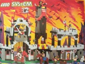 [해외] LEGO (레고) 6097 NIGHT LORD´S CASTLE 블럭 장난감 (병행수입)