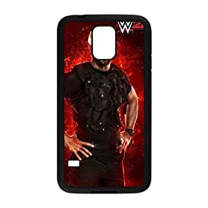 SamSung Galaxy S5 Black WWE phone cases&Holiday Gift