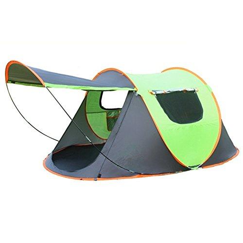Pop-up-Zelt, öffnet das Zelt schnell, 2-3 - 4 Personen, wasserdichtes Familien-Campingzelt, Sport- und Outdoor-Aktivitäten, regendichte Camping- und Wanderzelte, Foyer Fyxd