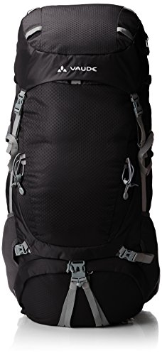 Vaude Astrum 60+10-Liter Backpack, Black, Medium/Large by VAUDE