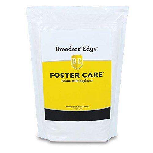 Breeders-Edge-Foster-Care-Feline-Powdered-Milk-Replacer-45-Lb-for-kittens-cats