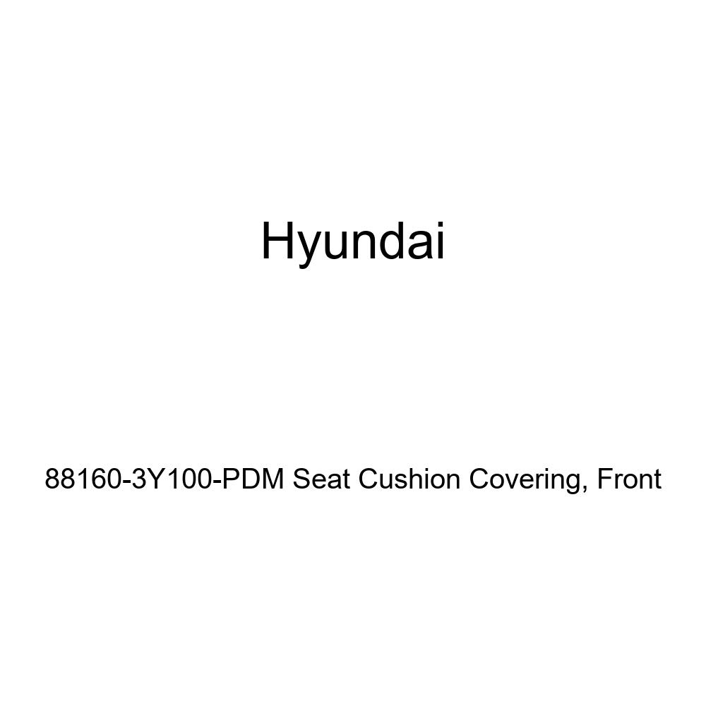 Front Genuine Hyundai 88160-3Y100-PDM Seat Cushion Covering