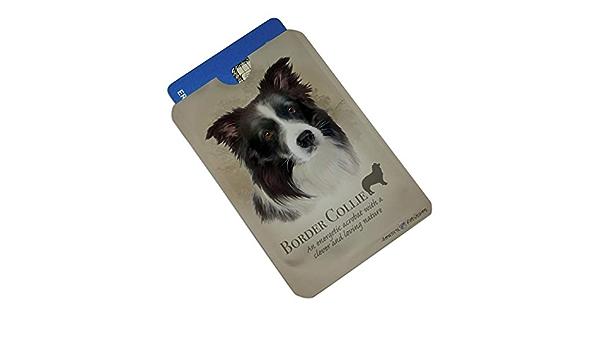 Alaskan Malamute Dog Breed Credit Card RFID Blocker Holder Protector Wallet Purse Sleeves Set of 4