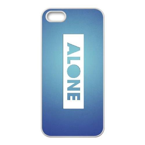 D3Q58 seul N3S3QD coque iPhone 4 4s cellulaire cas de téléphone couvercle coque blanche RW1XPI3AP