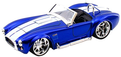 124 Shelby - '65 Shelby Cobra 427 in 1:24 Scale