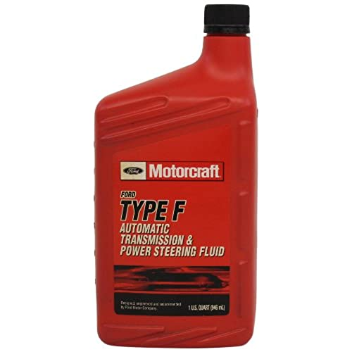 Genuine Ford Fluid Xt  Qf Type F Automatic Transmission And Power Steering Fluid  Quart