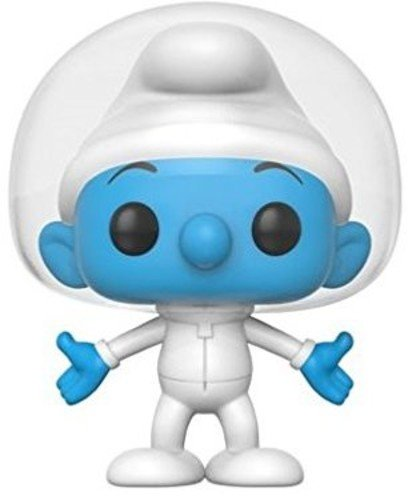 Funko Pop Animation Astro Smurf