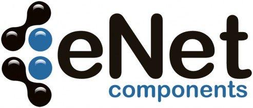 ENET XLDACBL3-ENC 3M 40GBASE-CR4 QSFP+ DAC COPPER CABLE PASSIVE INTEL COMPATIBLE