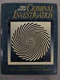 Criminal Investigation, Charles R. Swanson and Neil C. Chamelin, 0394337417