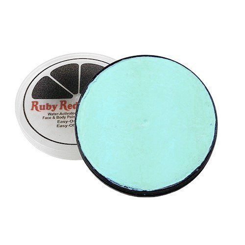 Turquoise Ruby - Ruby Red Paint Face Paint, 18 ML - Turquoise