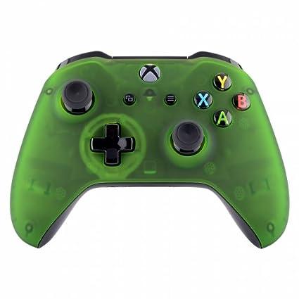 Amazon Xbox One Wireless S Transparent Soft Touch Custom