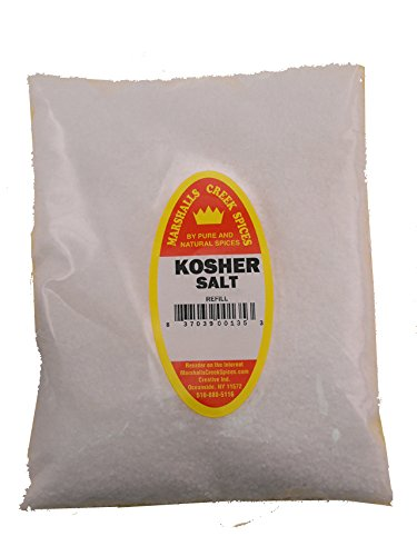 Marshalls Creek Spices (3 pack) KOSHER SALT REFILL by Marshall's Creek Spices