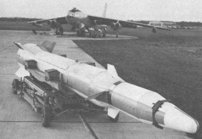 Air Launched Missile - 8