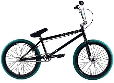 (BMX ストリート フルクロモリ) COLONY 2017 Endeavour (Gloss Black with Emerald)