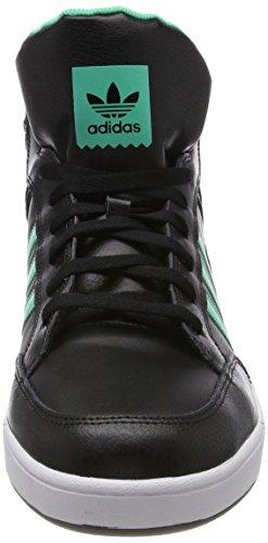 Adidas Originals Varial Mid - Zapatillas Negro (Negbas / Vealre / Ftwbla 000)