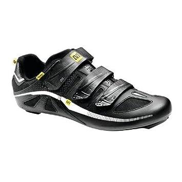 Mavic - Zapatillas de ciclismo para hombre BLACK/WHIT: Amazon.es: Zapatos y complementos