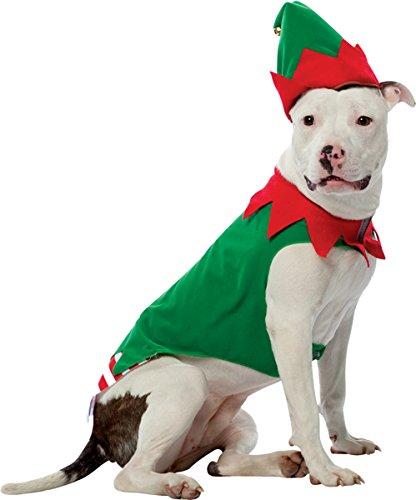 2 Elf Dog Costume (Morris Costumes Pet Costume Elf Size, Xtra Large)