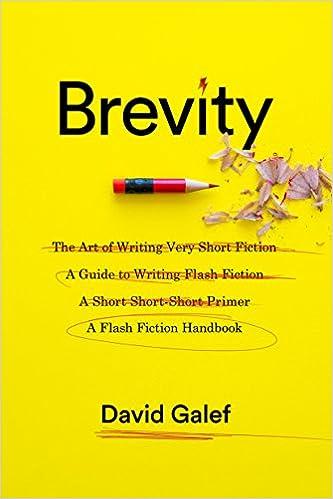 Amazon brevity a flash fiction handbook ebook david galef brevity a flash fiction handbook kindle edition fandeluxe Images
