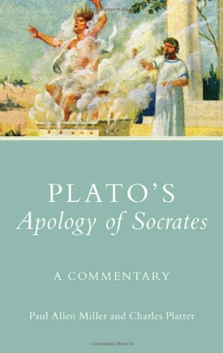 Plato's Apology of Socrates: A Commentary (Oklahoma Series in Classical Culture Series) (English and Greek Edition)