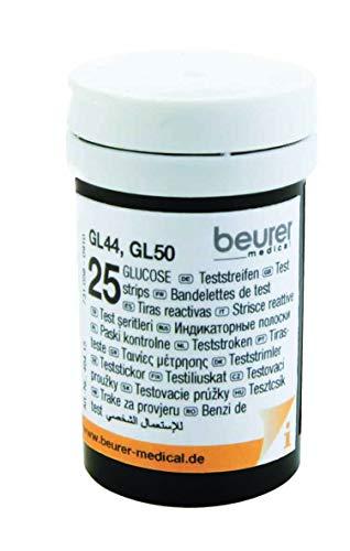 Beurer Gl 44/50 Glucose Test Strip