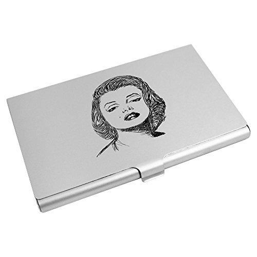 Card Azeeda Holder Monroe' Card Business Credit Wallet 'Marilyn CH00006226 yYZBqwZU