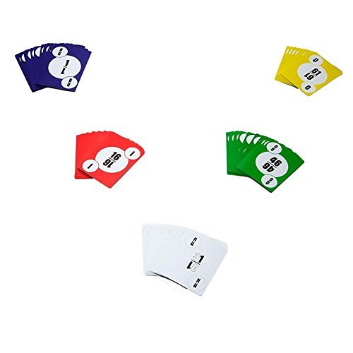 Professional Deck of Bingo Playing Cards (Playing Bingo)