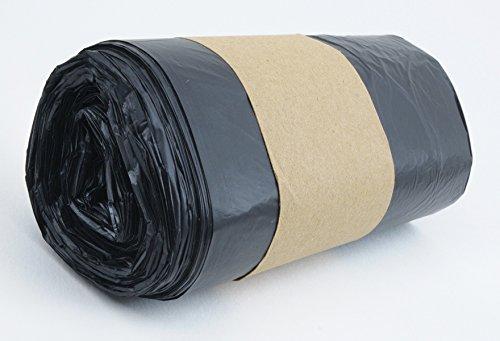 Sacs poubelles 30L PE HD noir - Rouleau(x) de 50 Prorisk SAC016-1