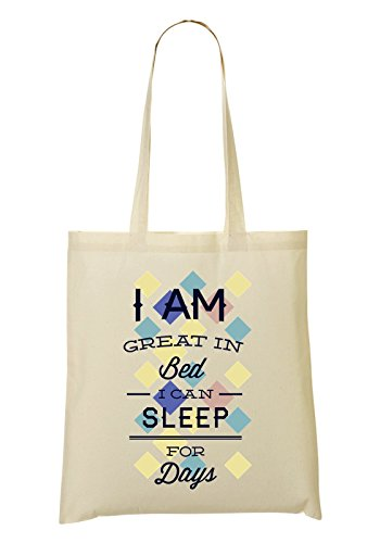 Sac tout I Can For provisions à Sleep I Great Am Days In Fourre Sac Bed wqP7Sw