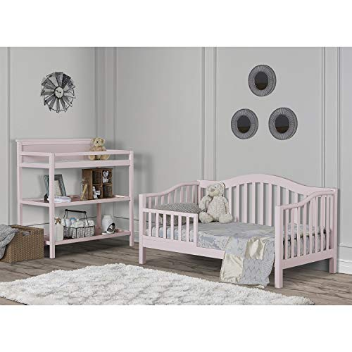 Dream On Me Dream On Me Austin Toddler Day Bed In Pink