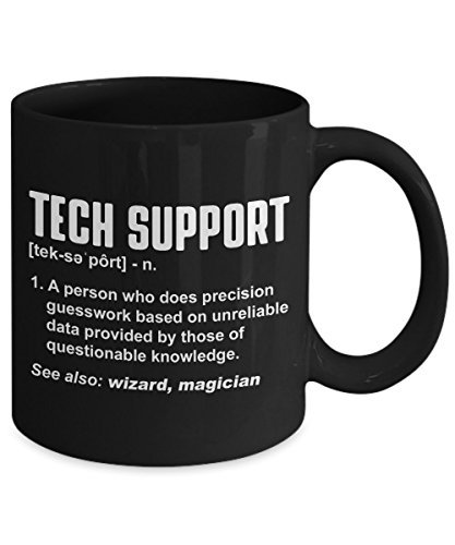 Funny Tech Support Computer Technician Coffee Mug