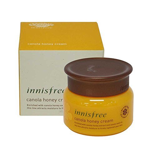 [Innisfree] Canola Honey Cream 50ml
