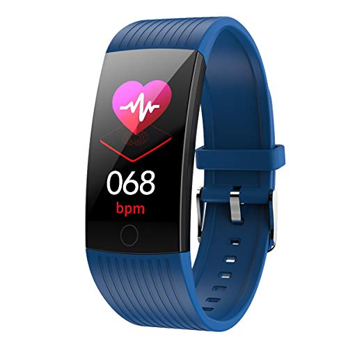Price comparison product image Smart Watch Blood Pressure Heart Rate Monitor Sleep Sports Fitness Tracker Cheap Under Dollar