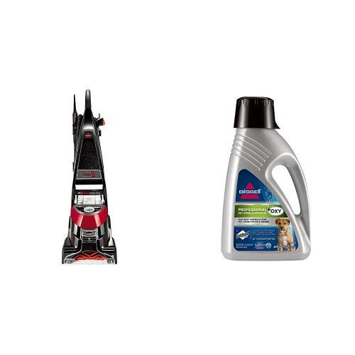 Bissell Proheat Essential Carpet Cleaner and Carpet Shampooer with Pro Pet Urine Eliminator
