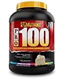 Mutant Pro a 100% Whey Protein Shake with No Hidden Ingredients, Comes in Delicious Gourmet Flavors, 4 lb - Birthday Cake