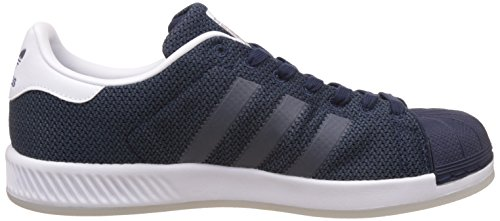 adidas Superstar Bounce, Zapatillas para Hombre Blau (Conavy/Conavy/Ftwwht)