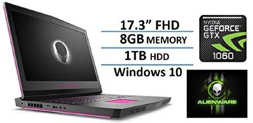 Compare Alienware 17 vs other laptops
