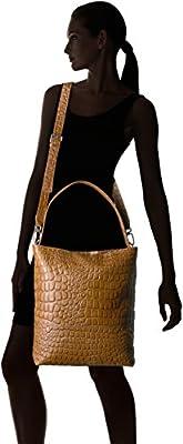 Liebeskind Berlin Women's Tribeca Croco Embossed Leather Hobo