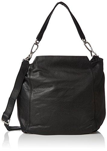 Liebeskind Berlin Marimba Am Vintag - Shoppers y bolsos de hombro Mujer Negro (Black)