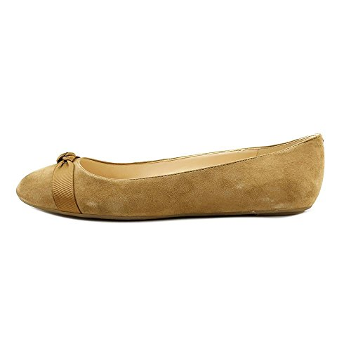 Nine West Womens Benna Mörk Naturlig Mocka