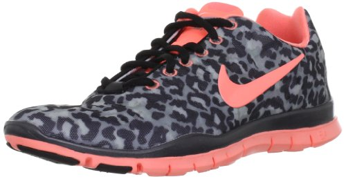 finest selection 05ecc 52616 Amazon.com  NIKE Womens Wmns Free TR Fit 3 PRT, STEALTHATOMIC PINK -MTLC  HMTT-BLACK  Road Running