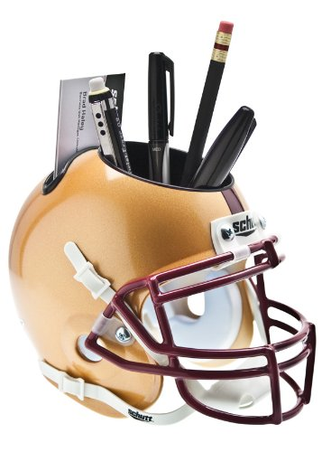 Boston College Football Helmet (NCAA Boston College Eagles Helmet Desk Caddy)