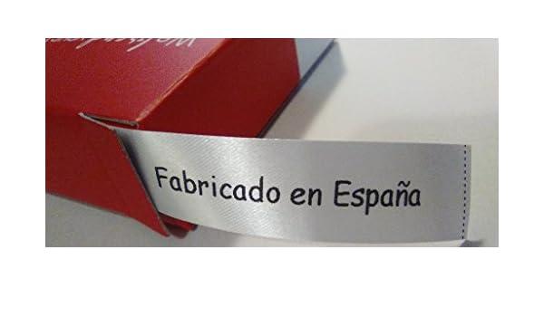 Personal Labels 100 Etiquetas para Coser Fabricado EN ESPAÑA con ...