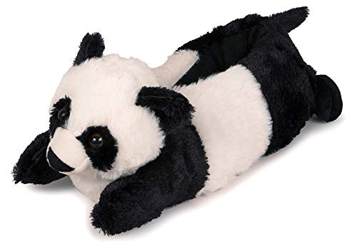 - Lazy Paws Adult-Sized Panda Slippers (Size Medium Only)