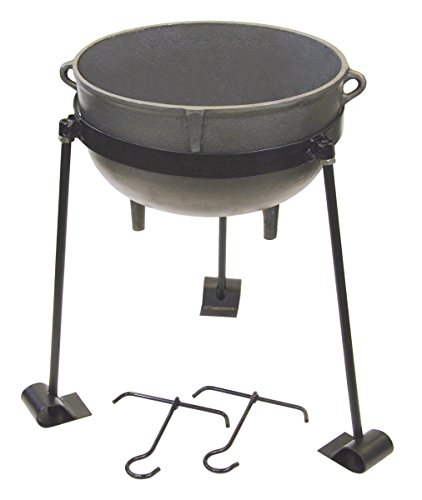 Bayou Classic 7-gal Jambalaya Pot and Stand